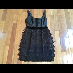 Kate Spade fringe dress size 2